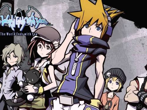 The World Ends With You banner
