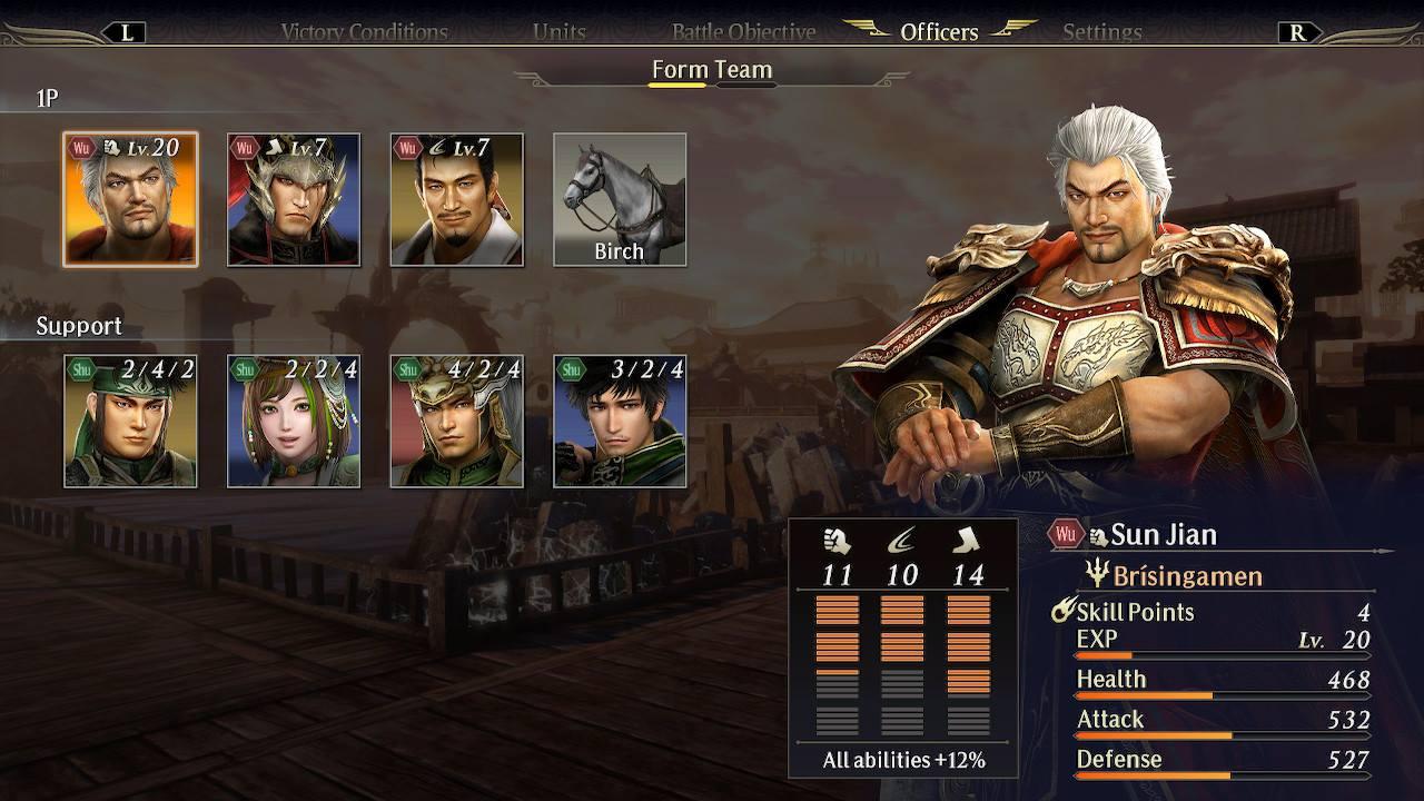 Warriors Orochi 4 φωτό 1
