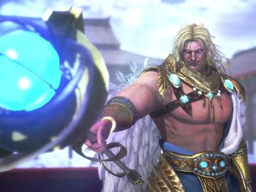 Warriors Orochi 4 Shot Zeus