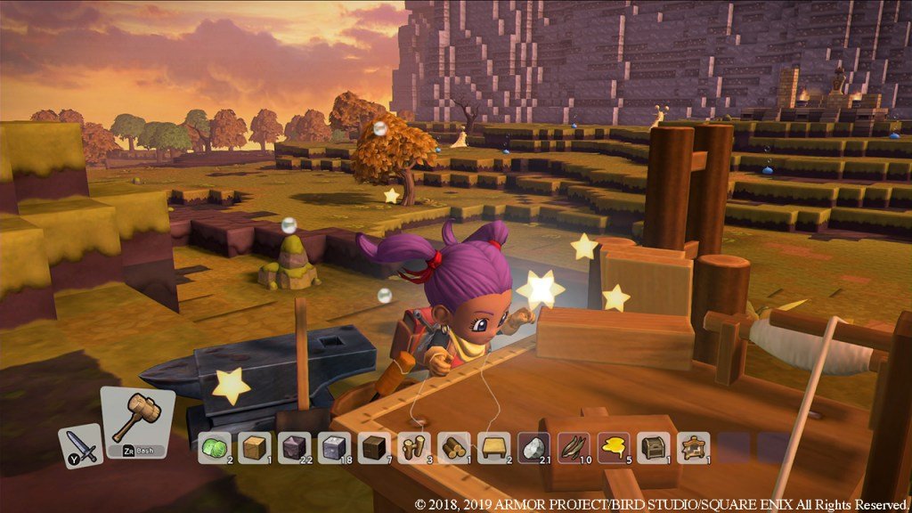 Dragon Quest Builders 2-3
