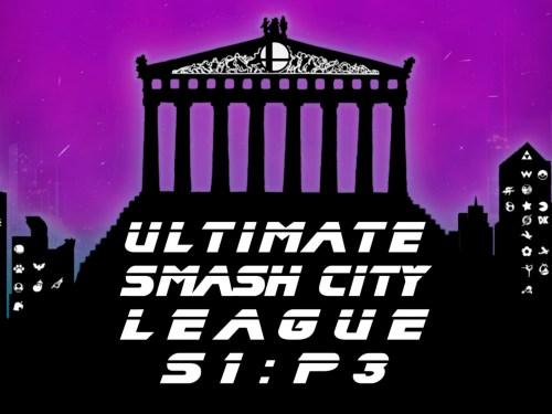 Αποτελέσματα τουρνουά Ultimate Smash City League S1:P3 Athens