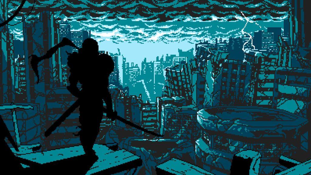 Cyber Shadow Mekacity