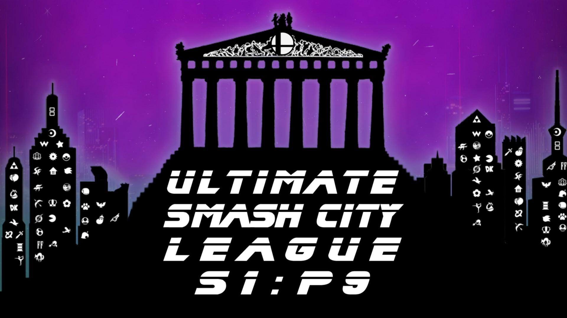 Αποτελέσματα τουρνουά Ultimate Smash City League S1:P9 Athens