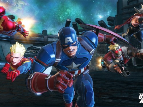 MARVEL ULTIMATE ALLIANCE 3 - 9