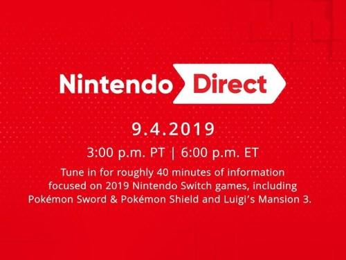 Nintendo Direct στις 5