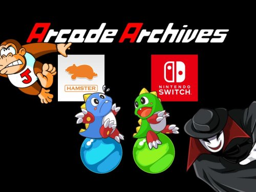 New Arcade Archives
