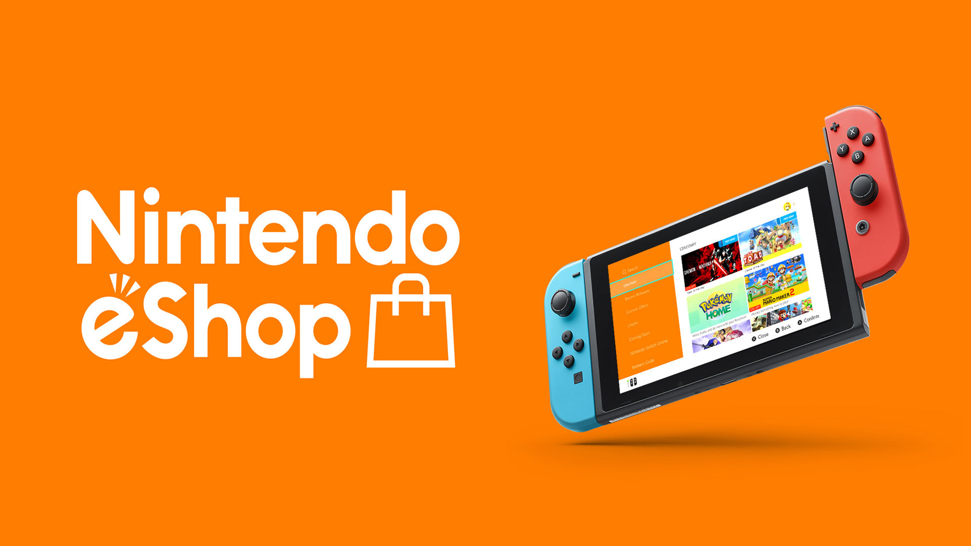 Nintendo Download Blast Banner