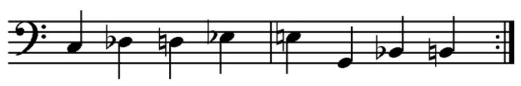 Chromatic-bass-Walking-Bass