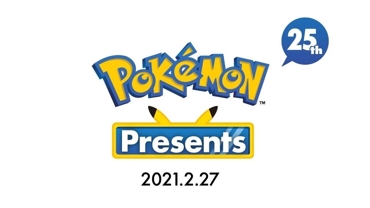 pokemon presents 2021