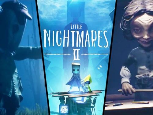 Little Nightmares II Banner