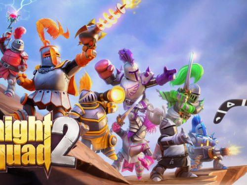 Knight Squad 2 promo