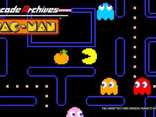 Arcade Archive Pac-Man