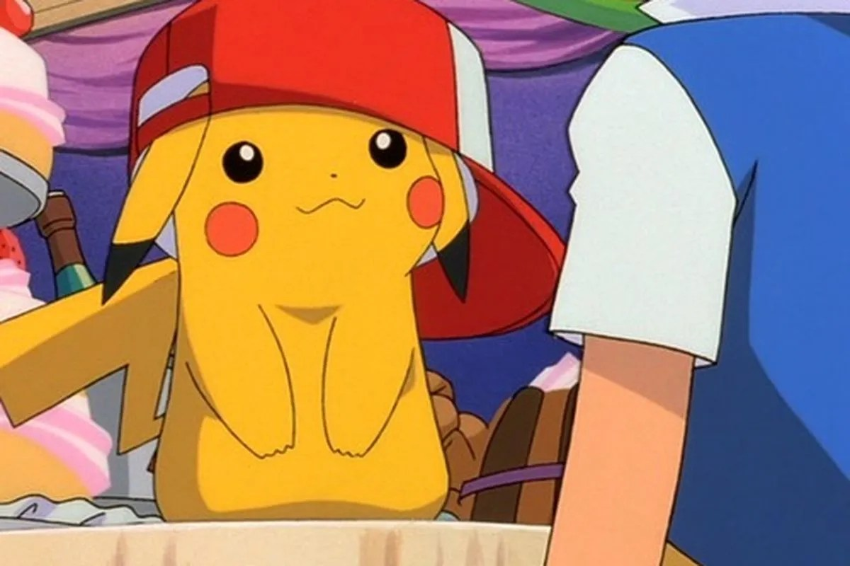Making Pikachu The Face Of Pokemon Wasn't Game Freak's Idea