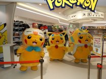 pokecen_tohoku_pikachu_mascots_photo_1