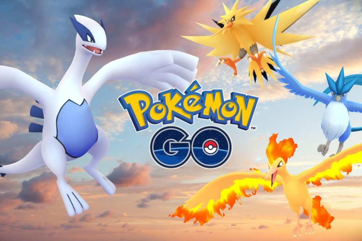 Moltres and Zapdos Coming to Pokemon Go, Articuno to fly off soon