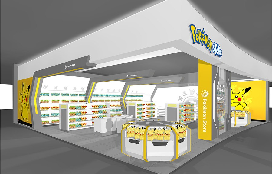 Pokemon Store Emifuru Masaki Opens In Ehime On September 22nd