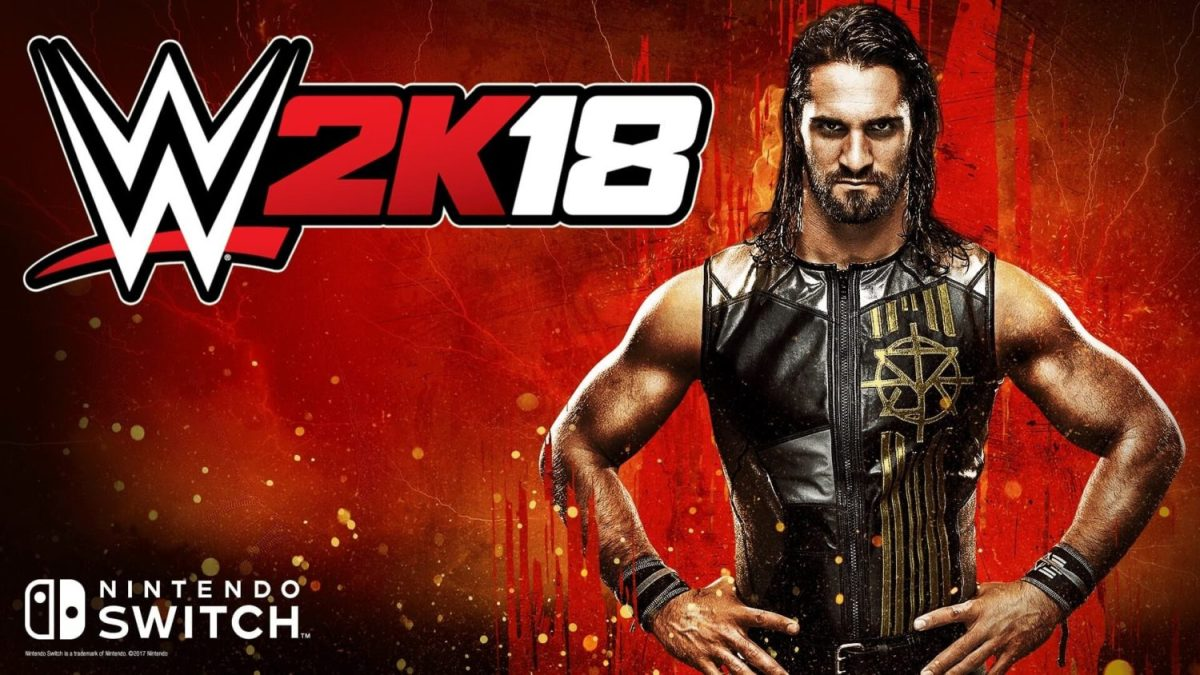 2K Promises Update To Fix WWE 2K18 Issues On The Switch