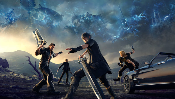 Final Fantasy XV Strongly Hinted For Switch Release At Gamescom