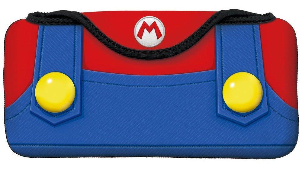 mario and luigi pouches for nintendo switch heading to On housse nintendo switch mario