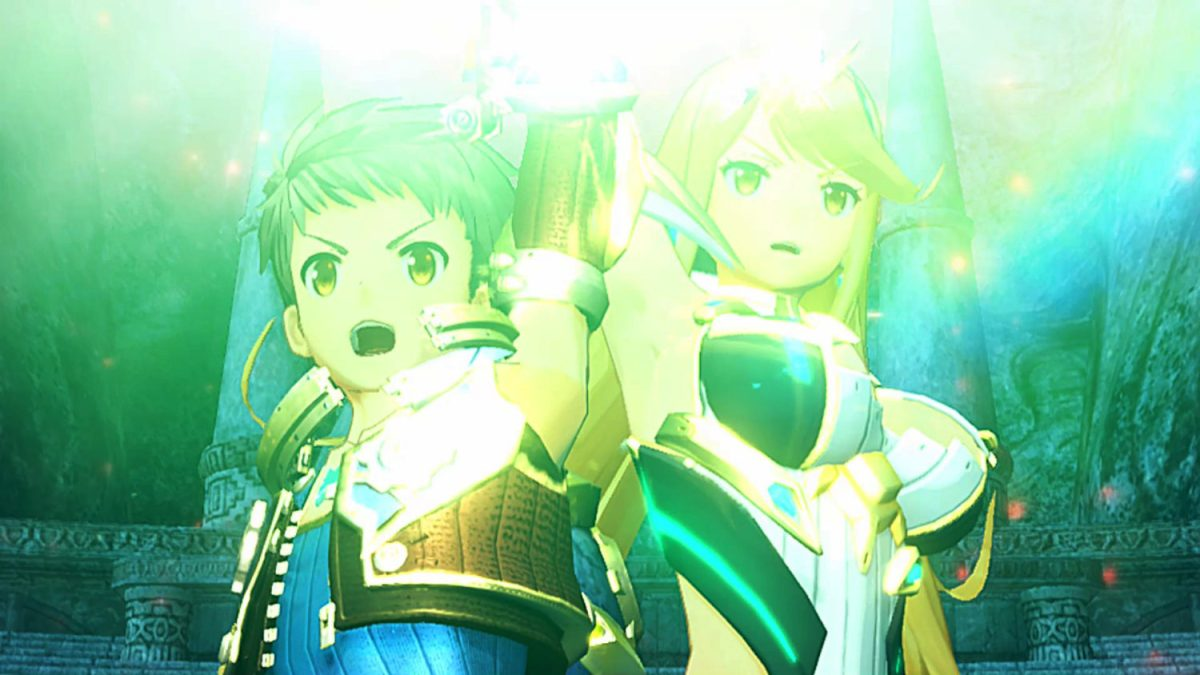 Xenoblade Chronicles 2 Scores 35 Out Of 40 On Famitsu