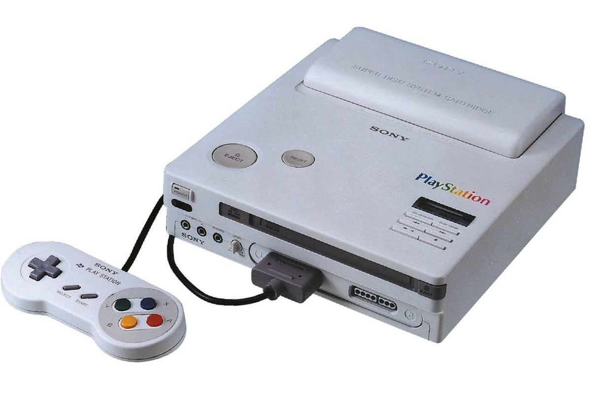 Former Sony Chairman Comments On The Creation Of The Nintendo PlayStation