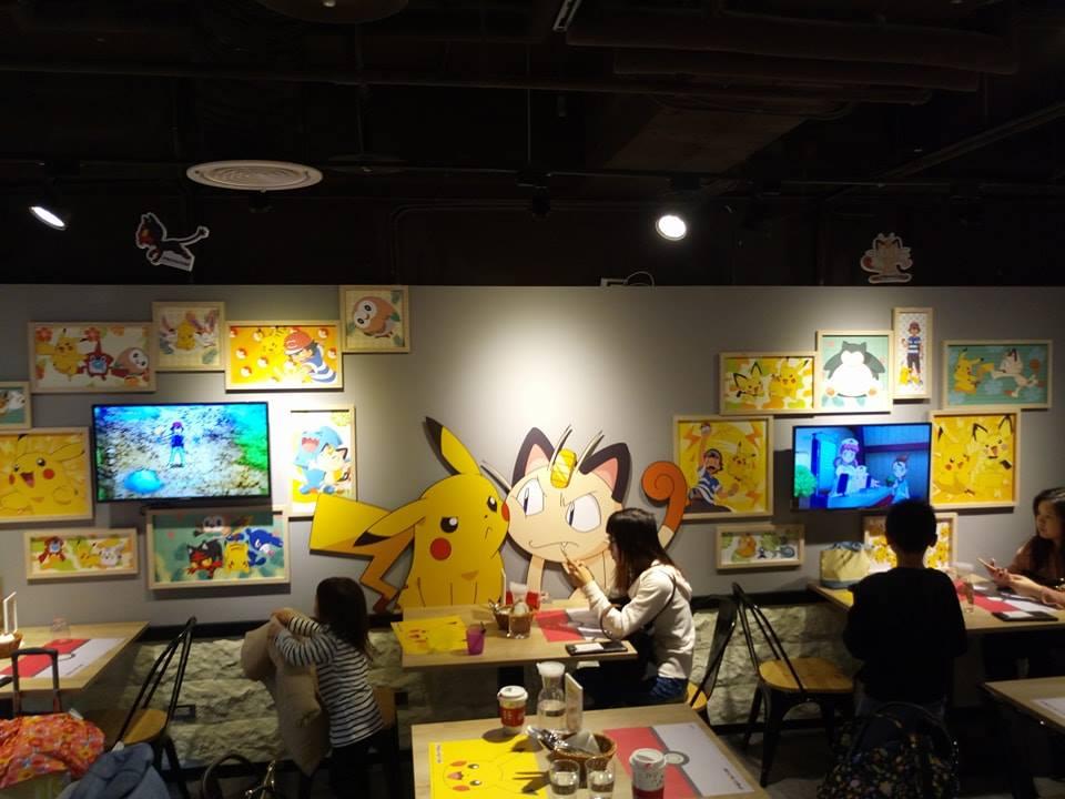 Taiwan's Pokemon Cafe Looks Like The Best Pokemon Cafe In The World