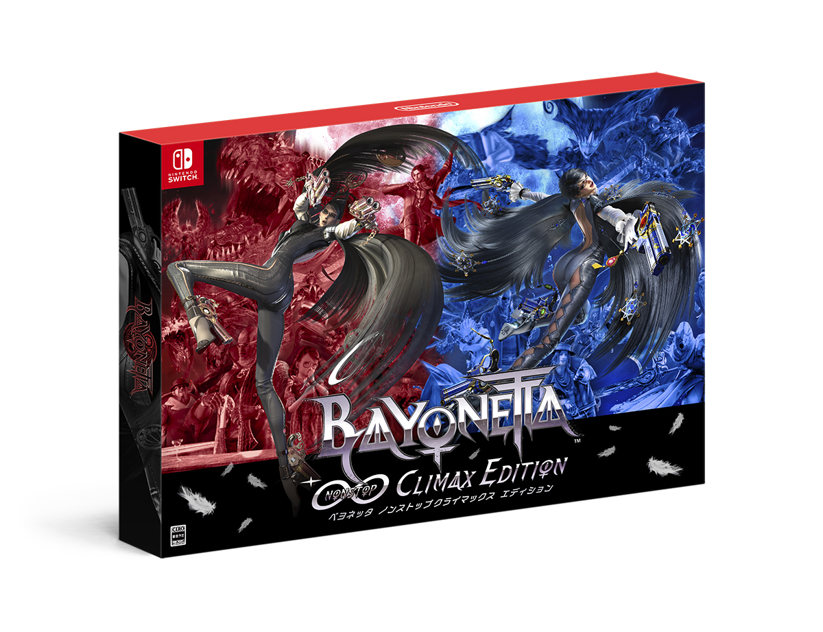 Japan: Bayonetta Non-Stop Climax Edition Will Only Have A Single Production Run