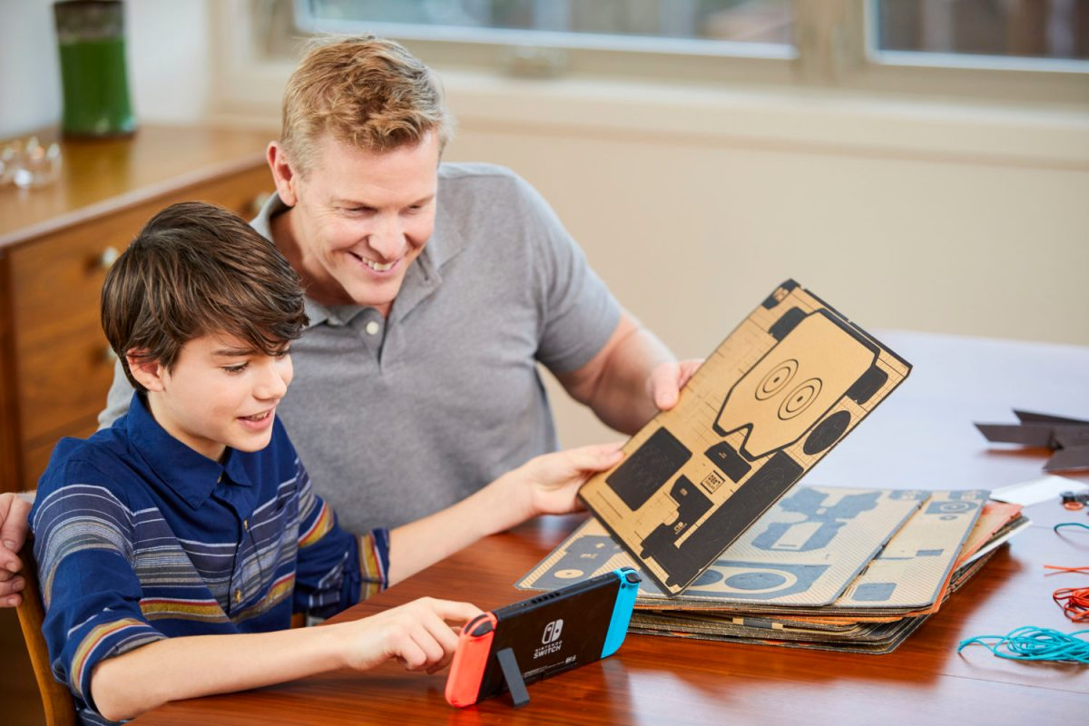 Things You Need To Know About Nintendo Labo