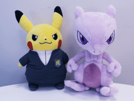 Pokemon Center's Team Rainbow Rocket Pikachu Plushies And Merch Are Up For Grabs