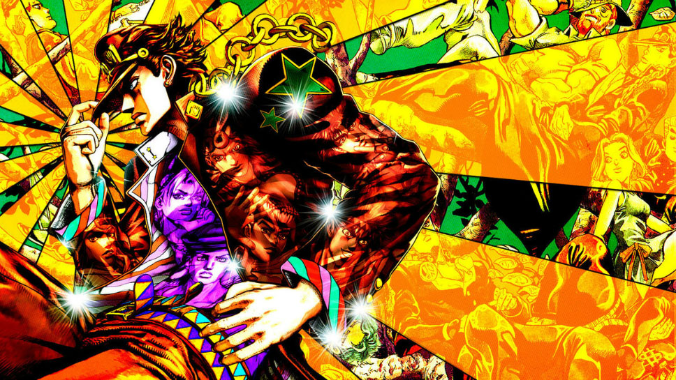 Rumor: A JoJo's Bizarre Adventure Game Is In Development For Switch