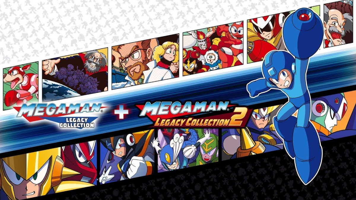 Mega Man Legacy Collection Has A Really Long Expiry Date