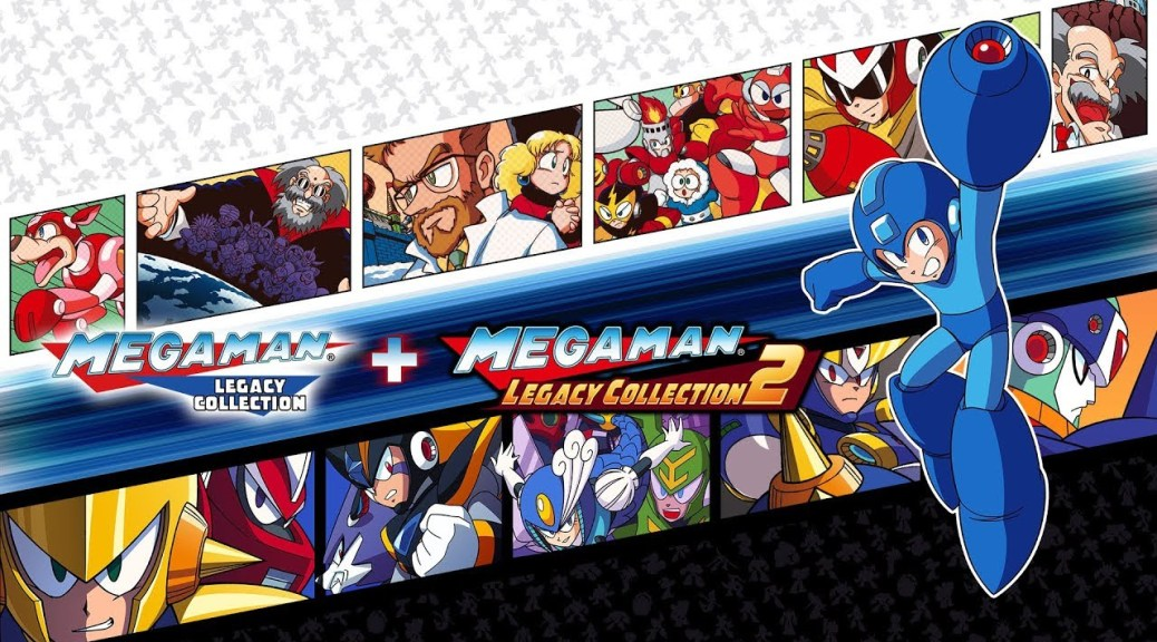 Capcom Pleased With Mega Man Legacy Collection 1 2 And Street Fighter 30th Anniversary Collection Sales Nintendosoup