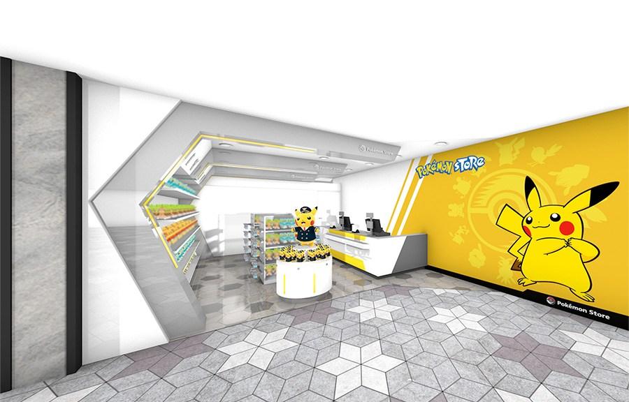 Pokemon Store Opening In Osakas Itami Airport