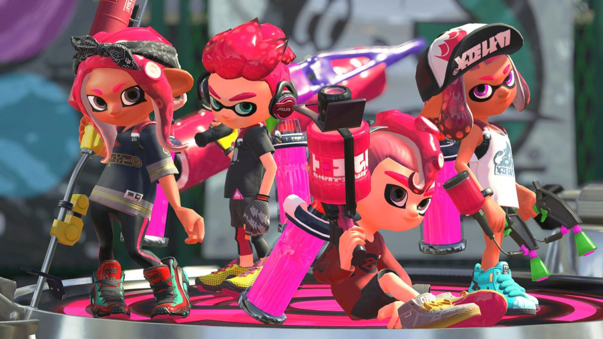 A Tsunami Of Cheaters Have Invaded Splatoon 2