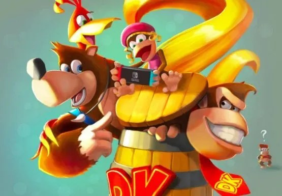Xbox Boss Willing To Let Banjo And Kazooie Join Super Smash Bros. Switch