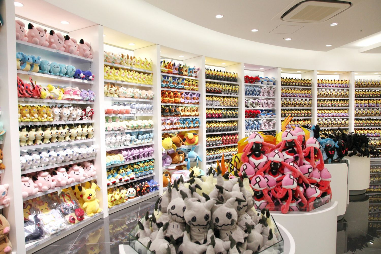 Singapore To Receive World's First Pokemon Center Outside Japan | NintendoSoup