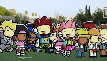 Scribblenauts Mega Pack Launches September 18 For Switch
