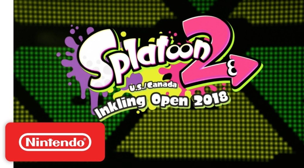 Image result for Splatoon 2 inkling open