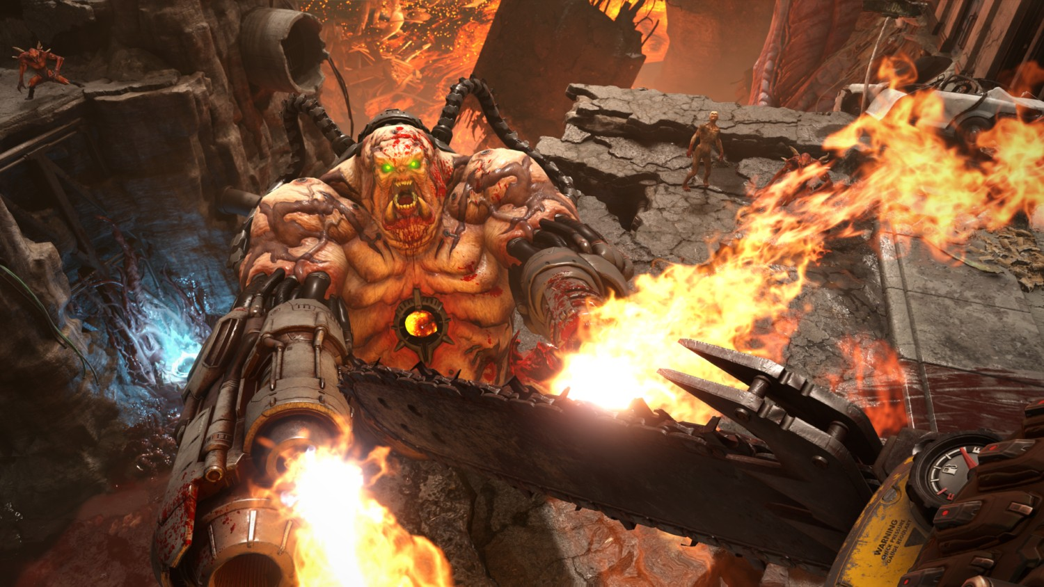 Doom Eternal Director Comments On Future Plans And The Possibility