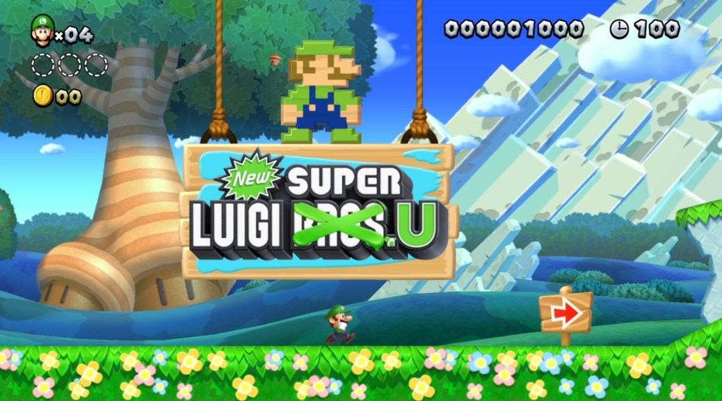 You Can Play As Mario In New Super Mario Bros U Deluxe S New