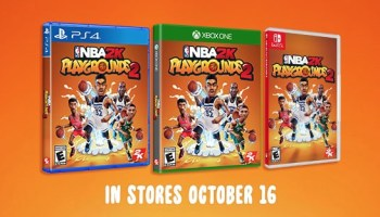 good looking sneakers for cheap closer at Amazon Canada Lists NBA Playgrounds Physical Copy For Switch ...