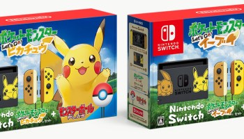 Pokemon Let S Go Pikachu Eevee Up For Pre Order On Amazon