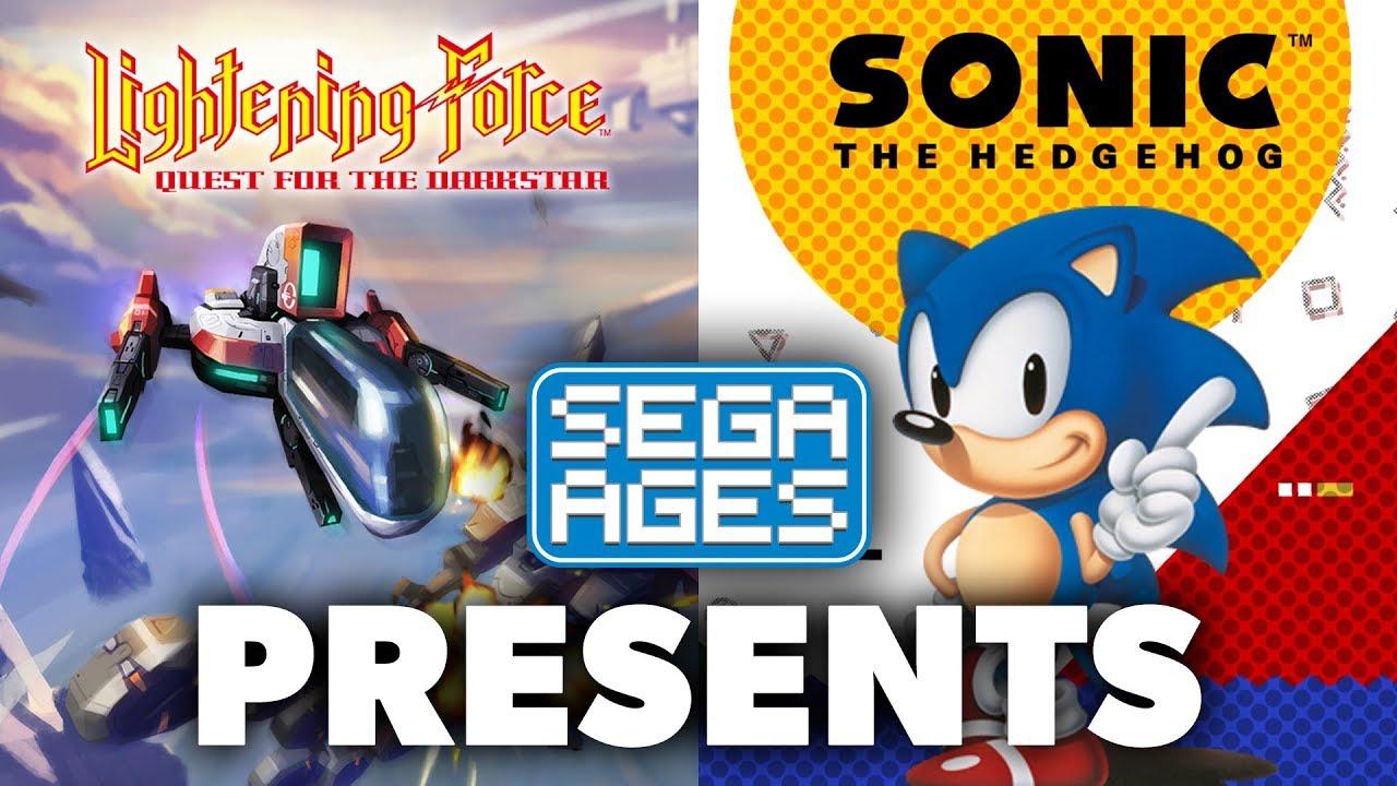 Sega Ages Lightening Force Sees 99 Lives Cheat Removed Nintendosoup