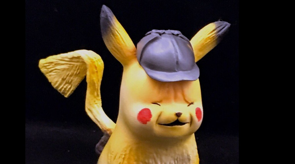 Fan Art Hilarious Detective Pikachu Meme Gets Recreated In Model