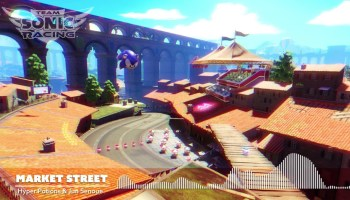 New Team Sonic Racing Music Track For Sand Road Revealed Nintendosoup