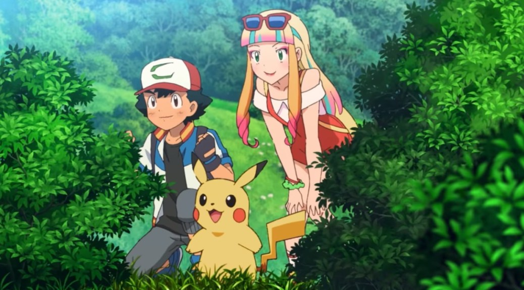 Viz Media Acquires Rights To Pokemon The Movie The Power Of Us