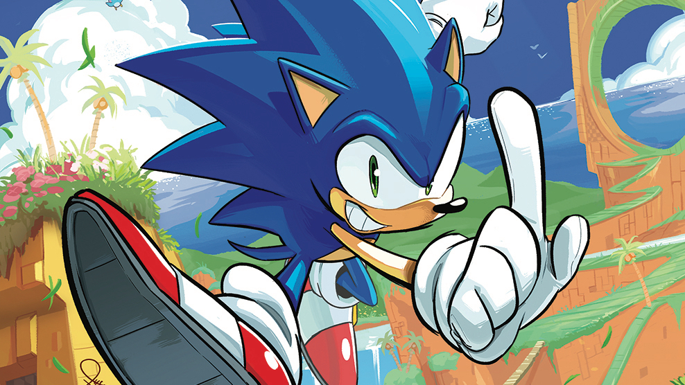concept art sonic the hedgehog movie 2019