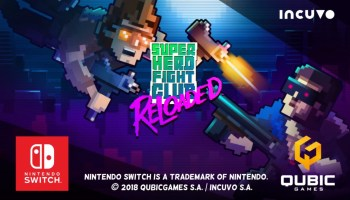 Super Hero Fight Club: Reloaded Launches For Switch On December 24