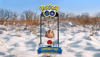 Pokemon GO Community Day September 2019's Featured Pokemon Is