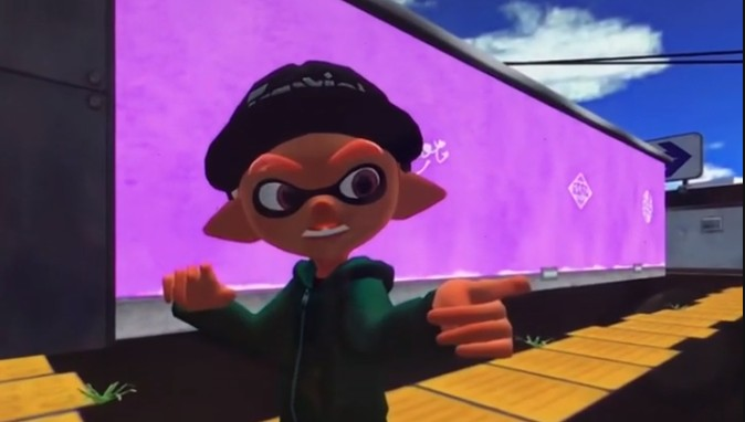 An American News Channel Calls Splatoon Roblox In An News Report